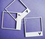 photo frames, wzór 2