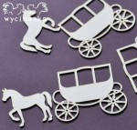 BEAUTIFUL WEDDING - little carriages
