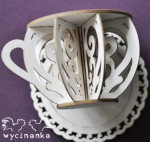 cup and plate 3D
