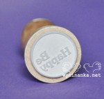 "stempel gumowy ""Be Happy"""