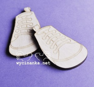 sneakers, 3mm plywood