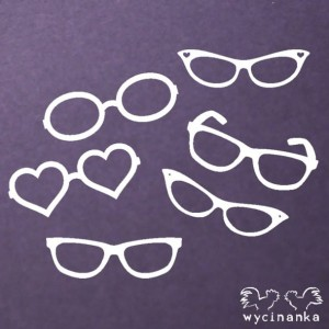 FOR SOMEONE SPECIAL - okulary, 6 szt.
