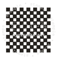 "rubber stamp - background ""checker"""