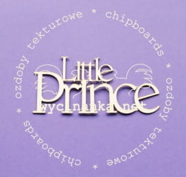 "napis ""Little Prince"""