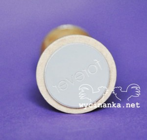 "stempel gumowy ""forever"""