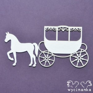 BEAUTIFUL WEDDING - carriage